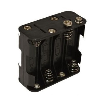 Porta batterie 8AA