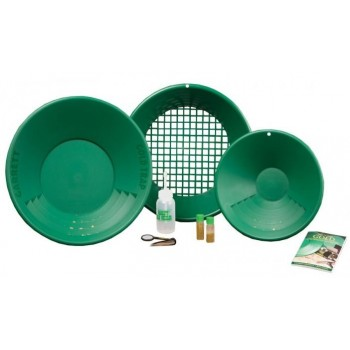 BATEA GOLD PAN KIT