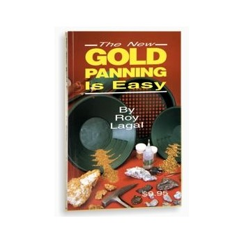 Gold Panning is easy