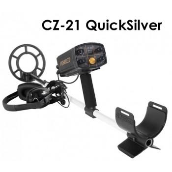 CZ 21 QuickSilver