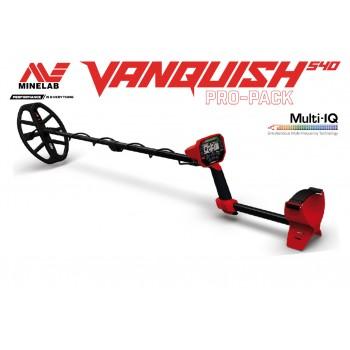 Vanquish 540 Pro Pack