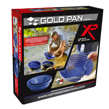 Gold Pan Premium Kit