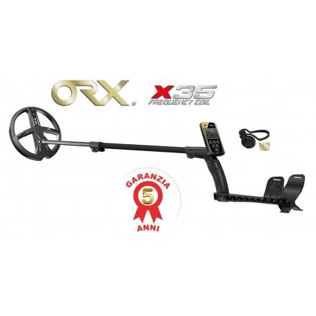 """XP ORX Full con piastra 9"""" X35"""