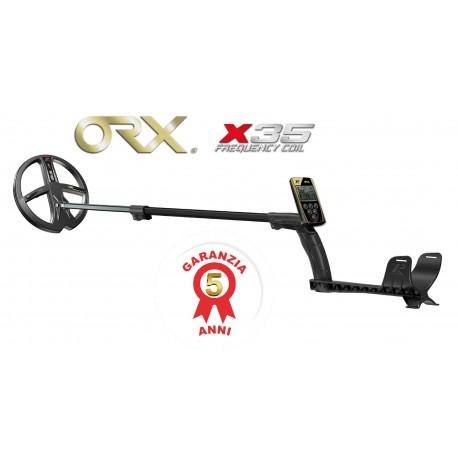 """XP ORX LITE con piastra 9"""" X35"""