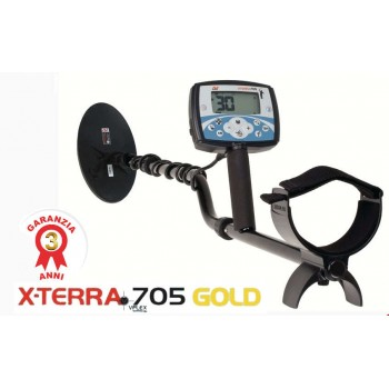 X-Terra 705 Gold Pack
