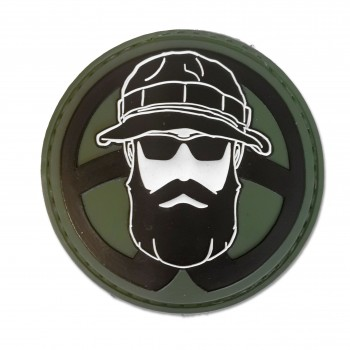 Patch Gibba Adventure Metal...