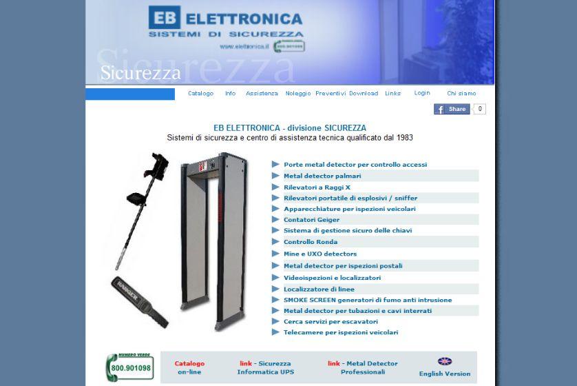www.sicurezza.elettronica.it
